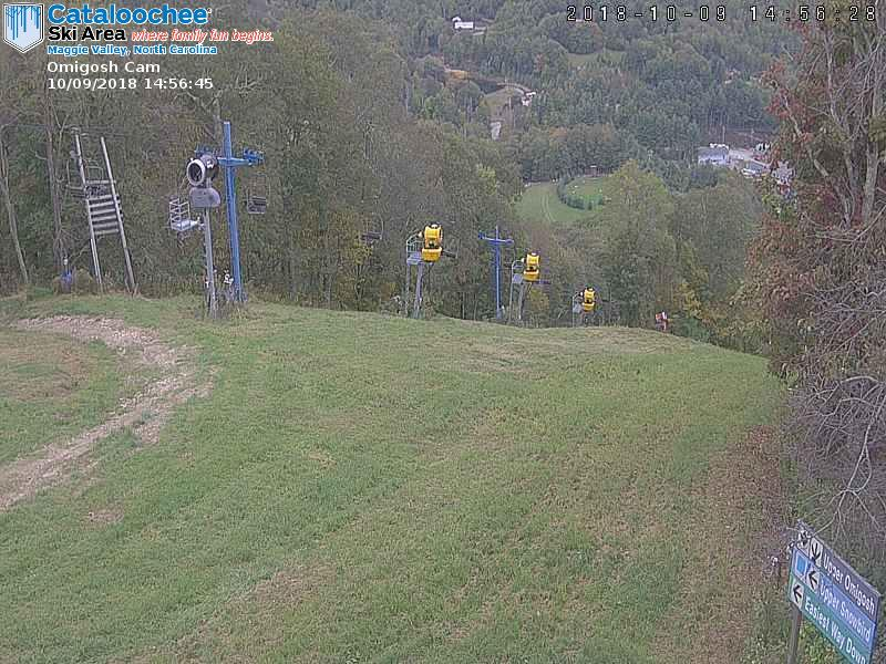 Cataloochee North Carolina Webcam